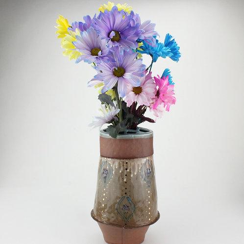 crocus flower brick