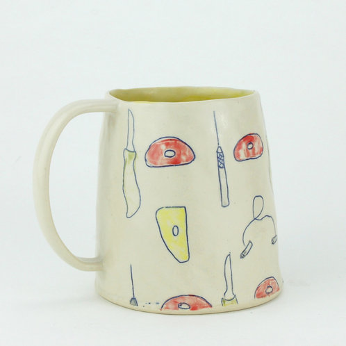 tools wallpaper mug
