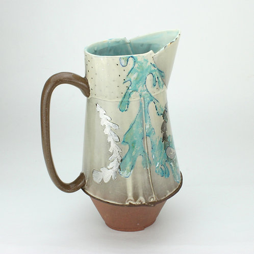 seaweed pitcher