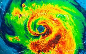 Tropical Storm Eta Eyes South Florida for Landfall