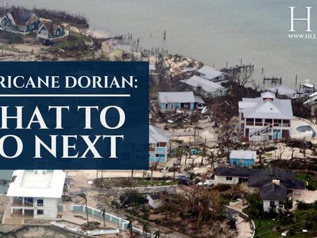 Hurricane Dorian Damage: What To Do Next..!