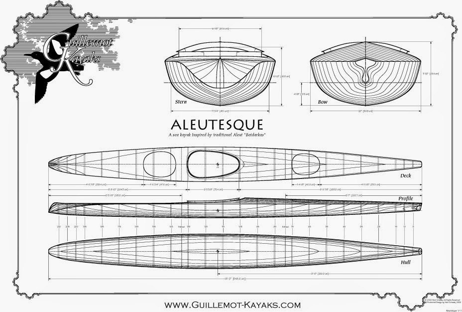 free wooden kayak building plans2