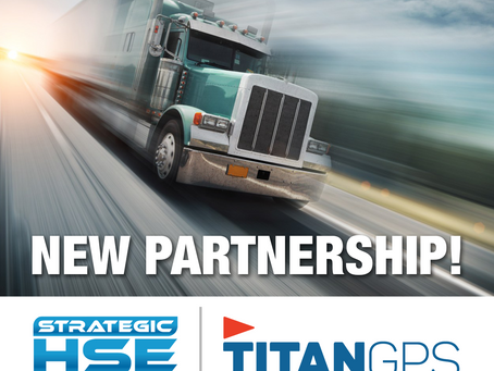 New Partnership with Titan GPS