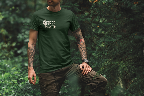 Tree Planter T-Shirt