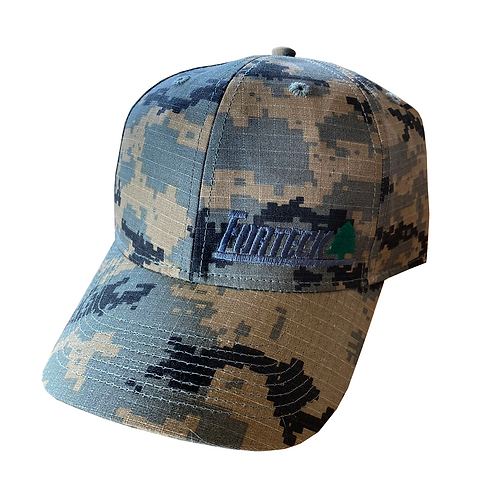 Forteck Camo Hat