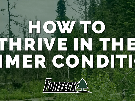 How to Thrive in the Summer Conditions