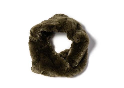 Collo in pelliccia ecologica (Faux fur collar)