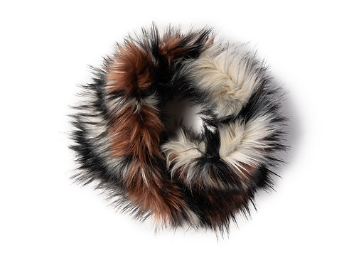 Collo in pelliccia ecologica (Faux fur collar)