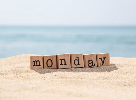 Pazartesi Sendromu ile Başa Çıkma Yolları