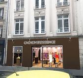 LA FACADE d'un immeuble parisien