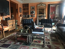 appartement parisien collectionneur éclectique