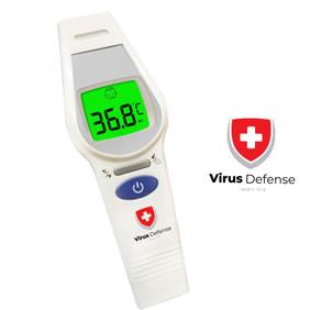 חשיבות רבה למדידת חום בכניסה לעסקים ולמקומות הומי אדם