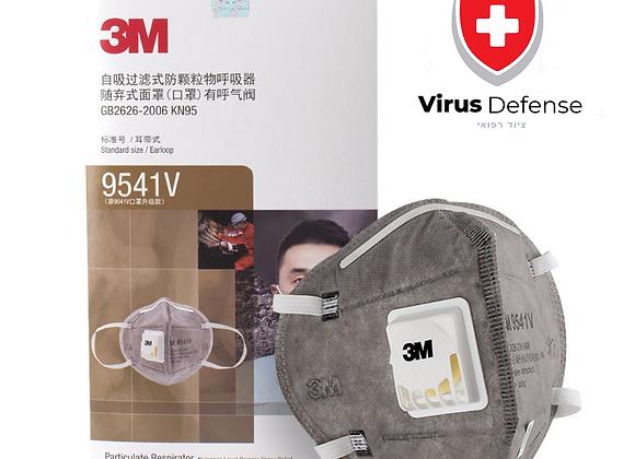20 מסכות N95 של חברת 3M
