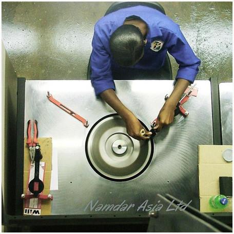 Diamond polishing services