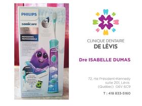 Clinique dentaire de Lévis - Dre Isabelle Dumas