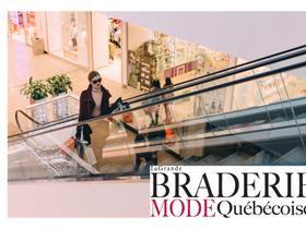 La Grande Braderie de Mode Québécoise