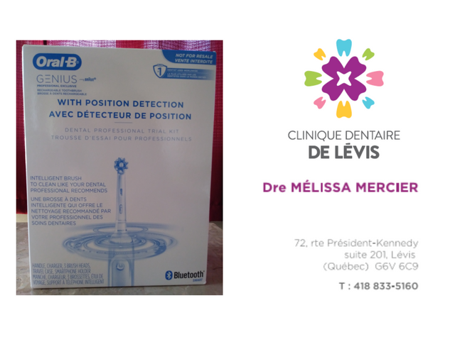 Clinique dentaire de Lévis - Dre Mélissa Mercier