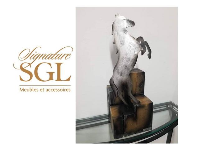 Signature SGL - Cheval