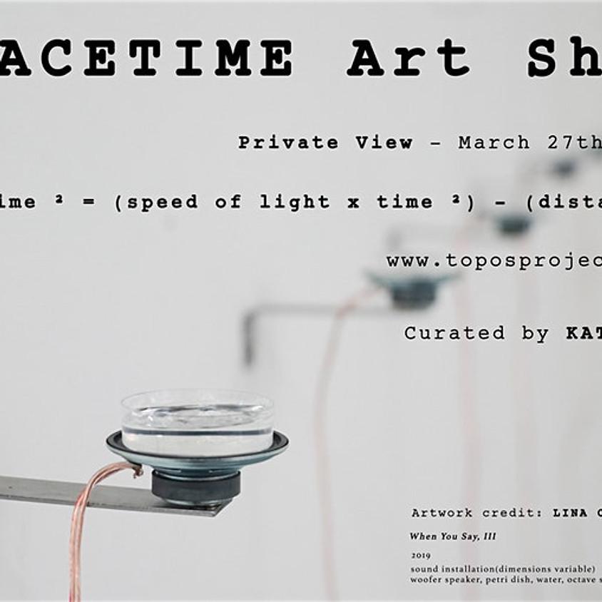 Spacetime Art Show