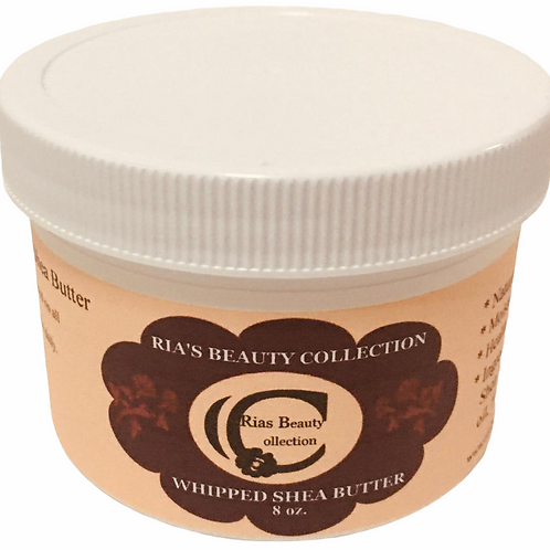 Frankincense Whipped Shea Butter