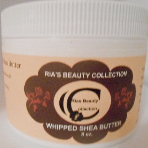 Peppermint Whipped Shea Butter