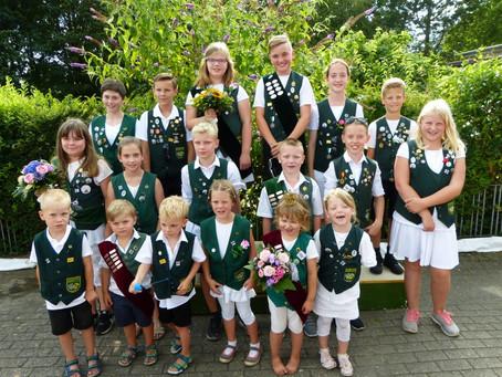 Kinder/Jugend Majestäten 2019