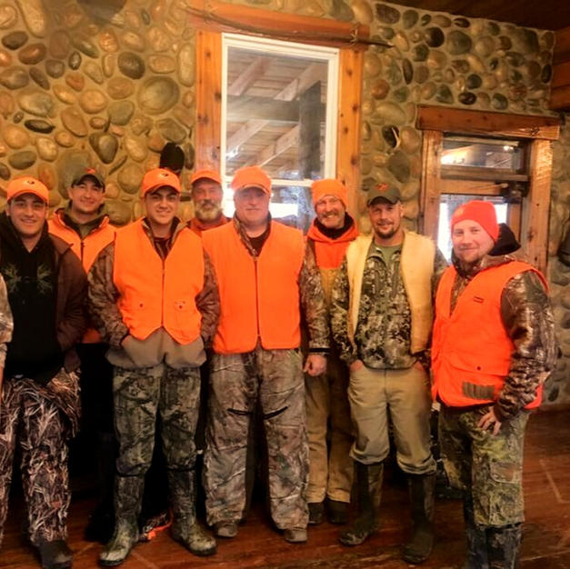 Hunting Crew from Moons ago!