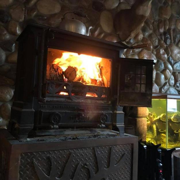 Fire Place inside