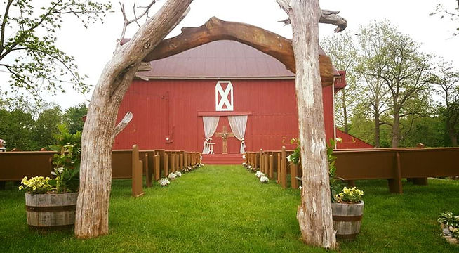 Ceremony lawn photo