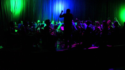 קונצרט בחשיכה