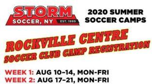RVC Soccer Club Camp Registration - For Flyer-Click Pix