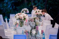 Deko für eine Hochzeit bestellen