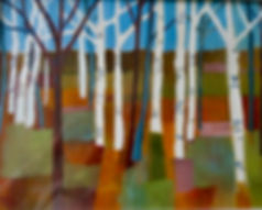 Forest In Color by Marcia Brandwein