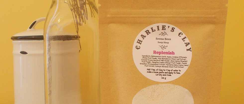 Charlie's Clay - Replenish