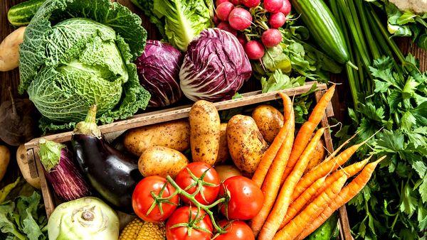 Vegetables Shops