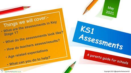 KS1 SATS Presentation