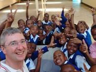 Global partnership project with Tanzania