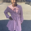 Thumbnail: Royal pink trench coat