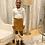Thumbnail: Tan cord skirt
