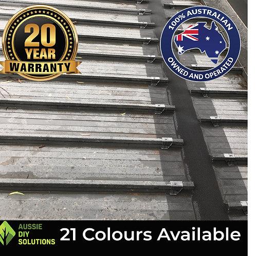 10M Klip-Lok Roof to Roof Pro Gutter Guard Installation Kit
