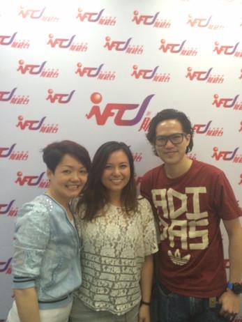 張潔瑩 Carol Cheung 英國註冊音樂治療師 Metro Radio Interview