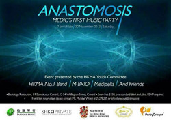 Anastomosis @ Backstage