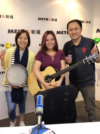 張潔瑩 Carol Cheung 英國註冊音樂治療師原來生活好快樂- 新城知訊台