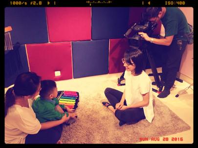 張潔瑩 Carol Cheung 英國註冊音樂治療師 Interview with NOW TV
