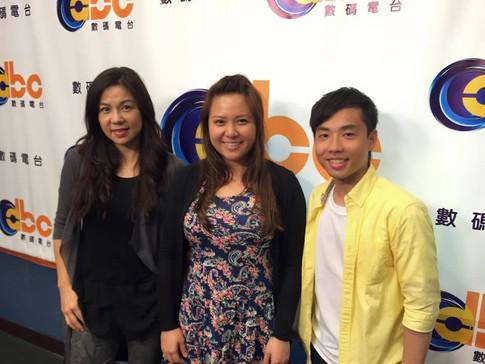 DBC Radio 音樂治療訪問