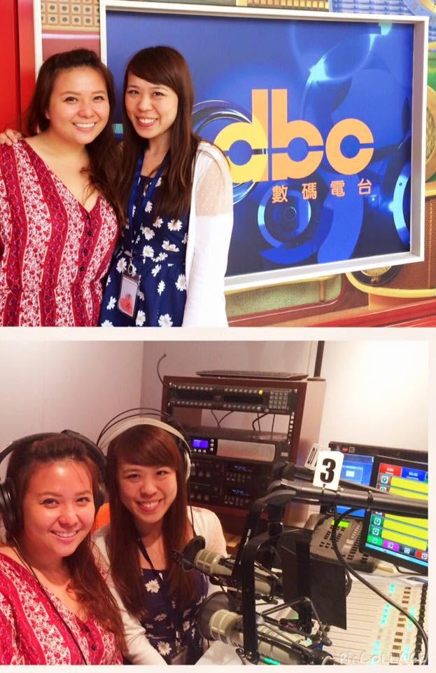 DBC radio with Karen