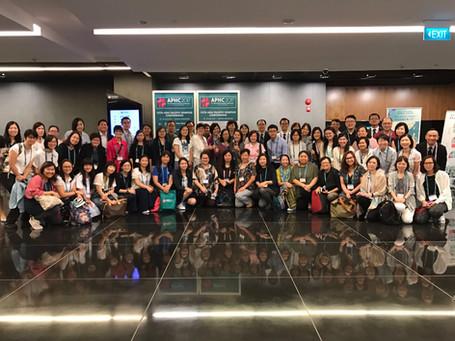 張潔瑩 Carol Cheung 英國註冊音樂治療師 at Asia Pacific Hospice Conference