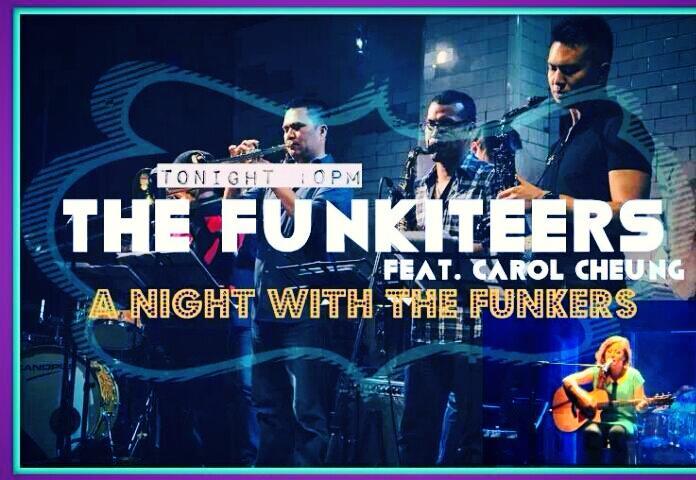 Funkiteers @ Fringe Club