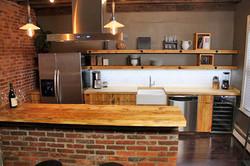 Salvage Kitchen