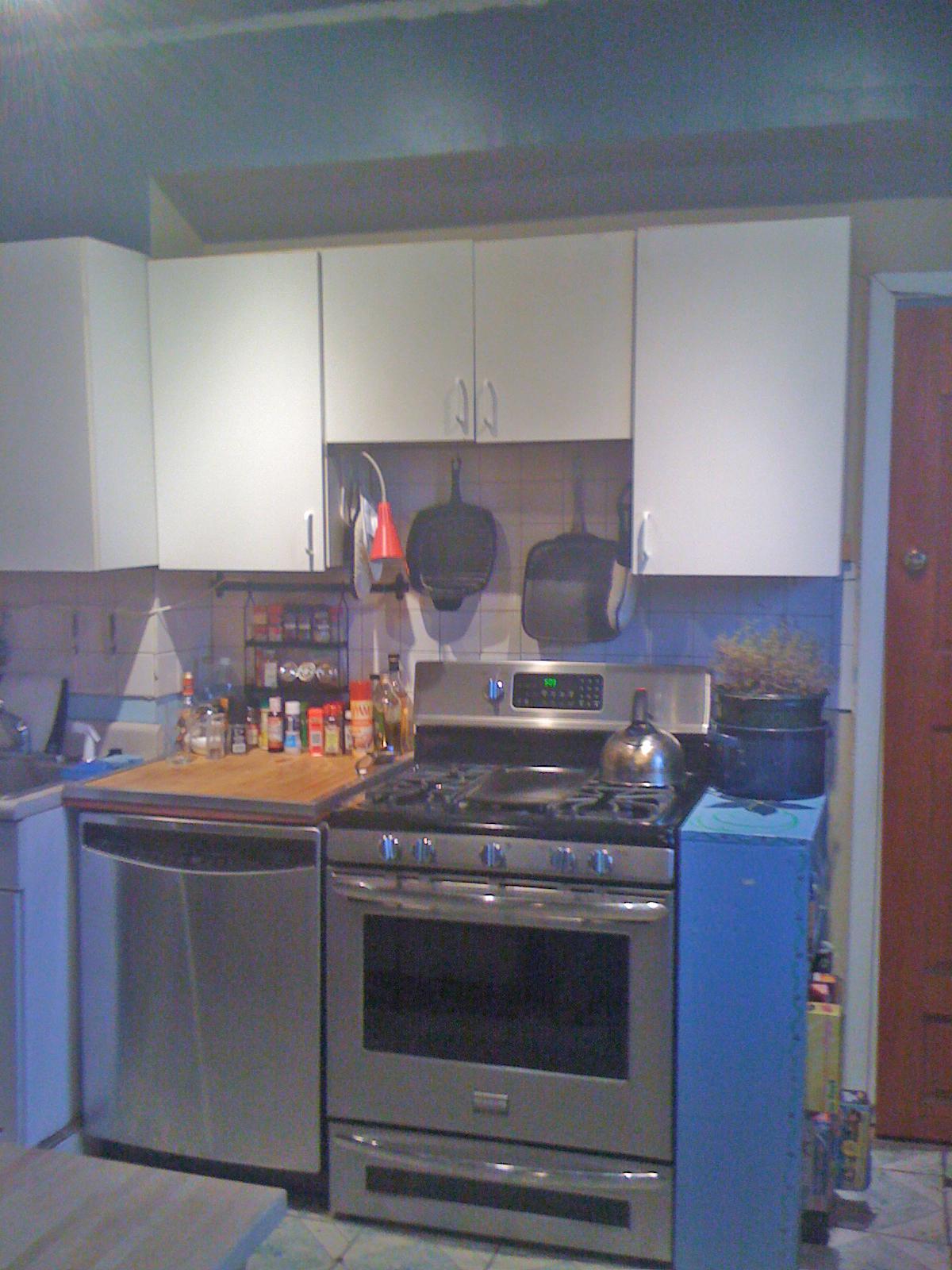philadelphia salvage kitchen BEFORE